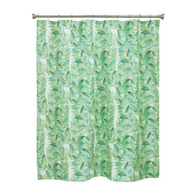 Bacova Guild Greenery Shower Curtain