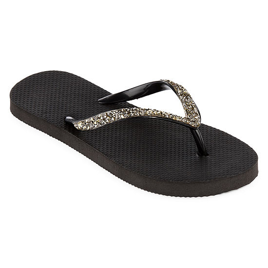 bad315439957 Mixit Womens Stone Zori Flip-Flops - JCPenney