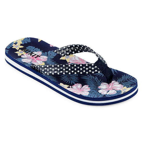 53e5c9ed257e Mixit Womens Cookie Comfort Thong Flip-Flops - JCPenney