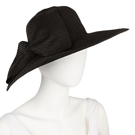 Scala Bow Floppy Hat