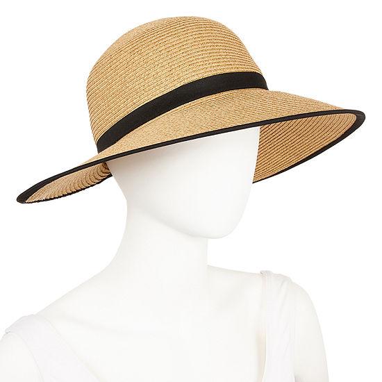 Scala Petal Bow Framer Hat