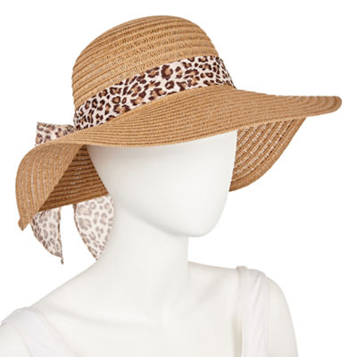 Scala Bow Floppy Hat