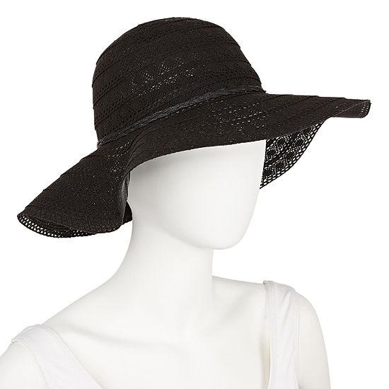 Scala Lace Floppy Hat