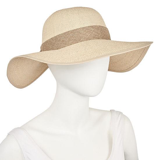 Scala Natural Bow Framer Hat