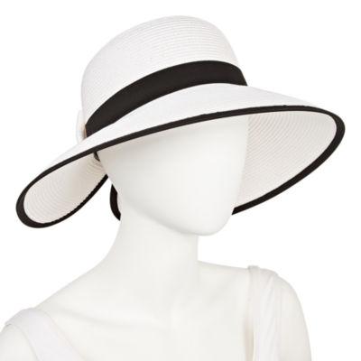 Scala Bow Petal Framer Hat