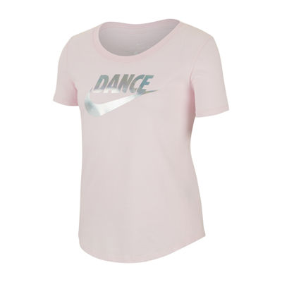 Nike Dri-Fit Graphic T-Shirt Dance - Big Kid Girls 7-16