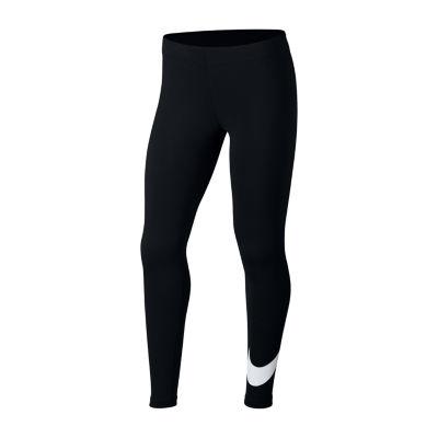 Nike Swoosh Logo Legging - Big Kid Girls 7-16