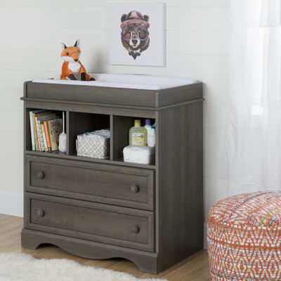 Savannah Changing Table with Drawers