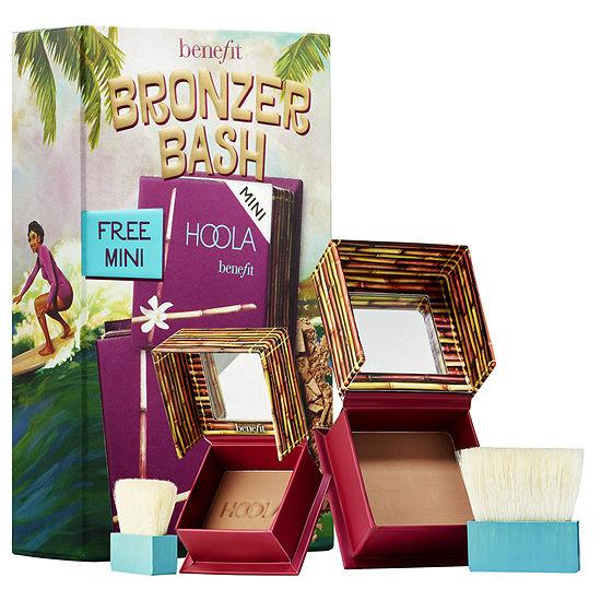 Benefit Cosmetics Bronzer Bash Hoola Matte Bronzer Set