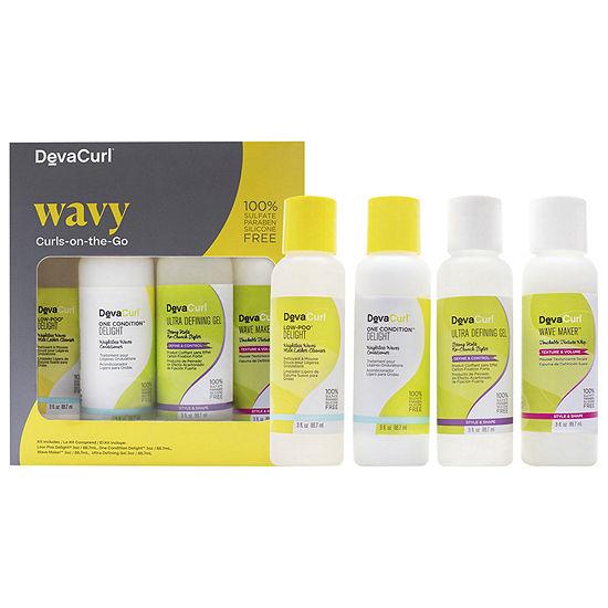 DevaCurl Wavy Curls-on-the-Go