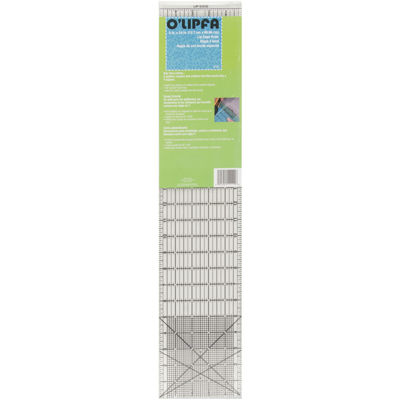 O'Lipfa Lip Edge Ruler- 5x24""