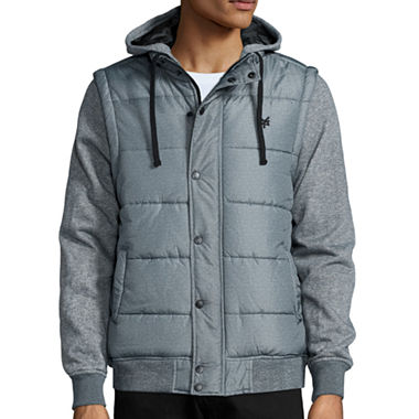 Zoo York Vested Mens Jacket