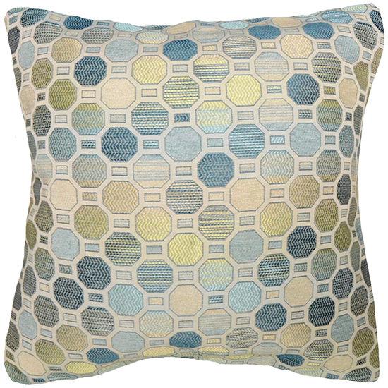 1dbb733b43a92 Octagon Jacquard Decorative Pillow JCPenney