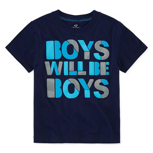 Okie Dokie Short-Sleeve Graphic T-Shirt - Toddler 2T-5T