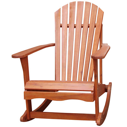 International Concepts Patio Rocking Chair