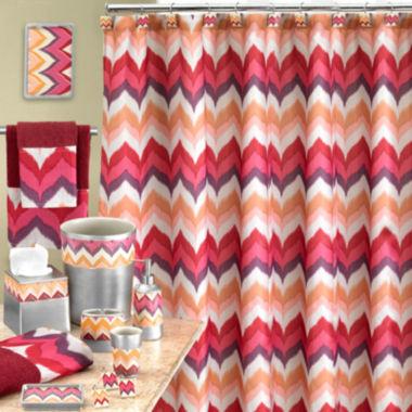 jcpenney.com | Popular Bath Flame Stitch Bath Collection