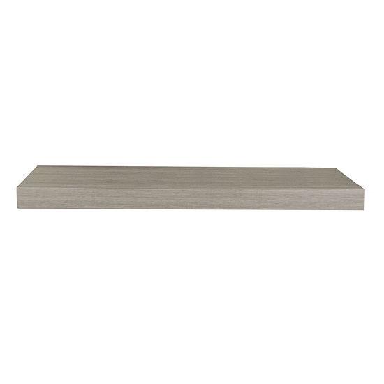 "Inplace 1.5"" Floating Wall Shelf"
