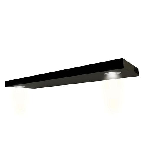 Inplace Floating Lighted Shelf