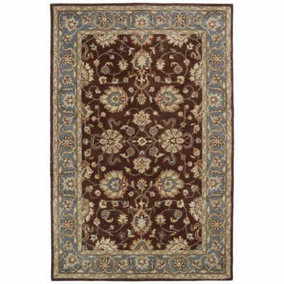 Kaleen Mystic Traditional Hand-Tufted Wool Rug