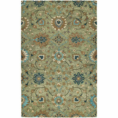 Kaleen Chancellor Mila Hand-Tufted Wool Rectangular Rug