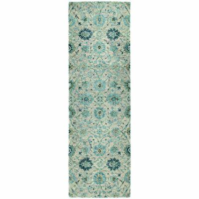 Kaleen Chancellor Mila Hand-Tufted Wool Rectangular Rug