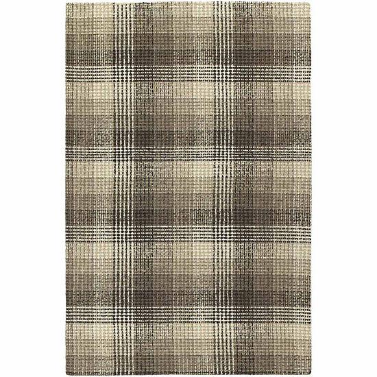 Kaleen Sartorial Scholar Hand Tufted Wool Rectangular Rug