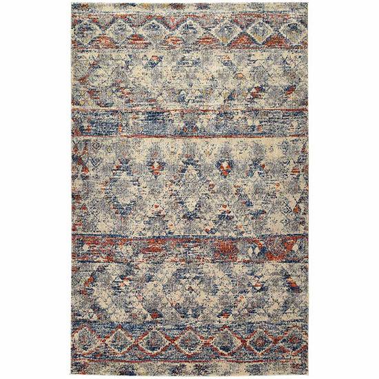 Kaleen Tiziano Global Ikat Rectangular Rug