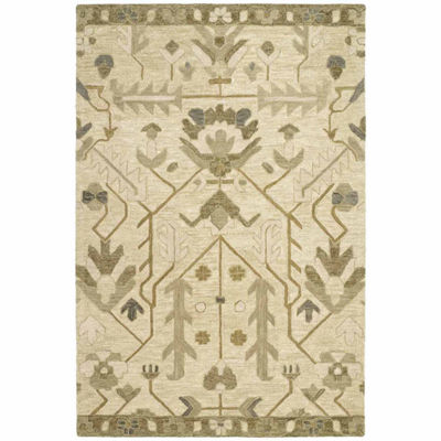 Kaleen Brooklyn Agra Rectangular Rug