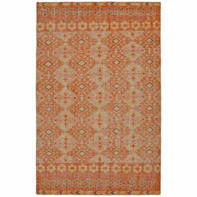 Kaleen Relic Vintage Distressed Tribal RectangularRug