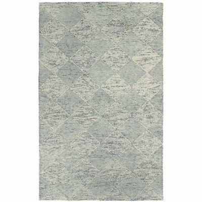 Kaleen Evanesce Ombre Diamonds Rectangular Rug