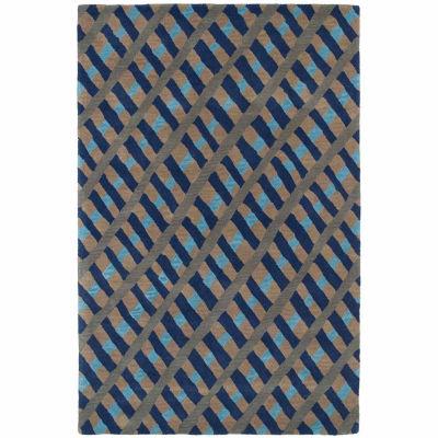 Kaleen Pastiche Weave Rectangular Rug