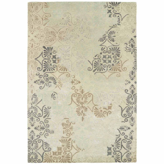 Kaleen Mercery Vanishing Rectangular Rug