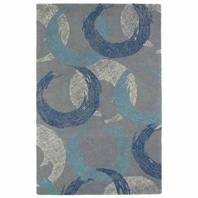 Kaleen Montage Abstract Rectangular Rug