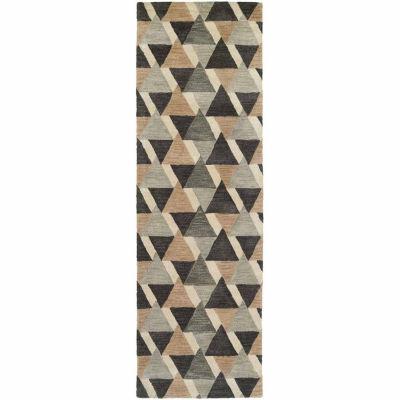 Kaleen Rosaic Tri-Mosaic Rectangular Rug