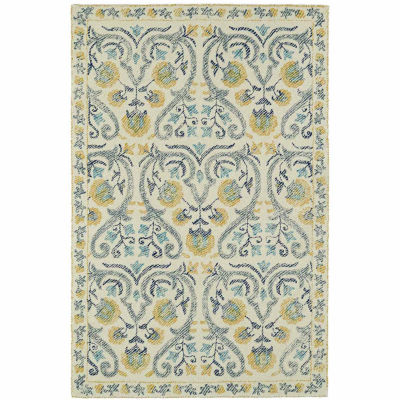 Kaleen Montage Cottage Rectangular Rug