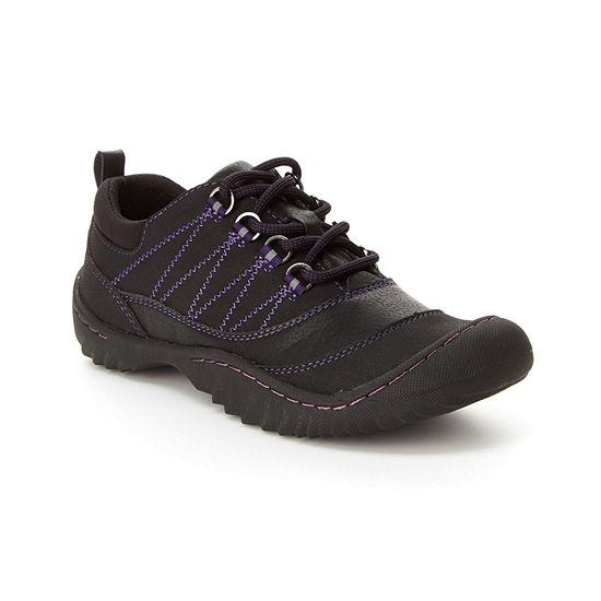 J Sport By Jambu Womens Hiking Boots Flat Heel