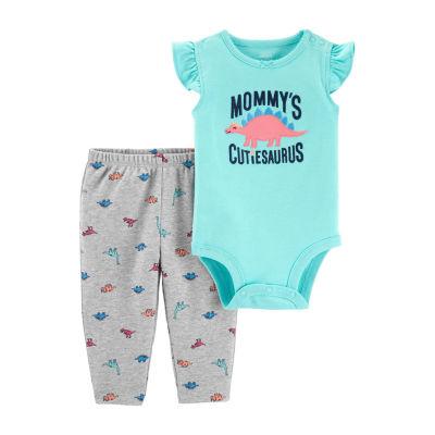 Carter's 2-pc. Legging Set-Baby Girls