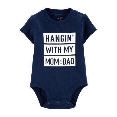Carter's Slogan Bodysuit Bodysuit - Baby