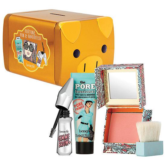 Benefit Cosmetics Fortune, Fun, Favorites Mini Set