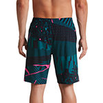 "Nike Mash up Vital 9"" Stretch Volley Swim Trunks"