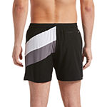 "Nike Optic Camo Mesh Signal 5"" Volley Swim Trunks"