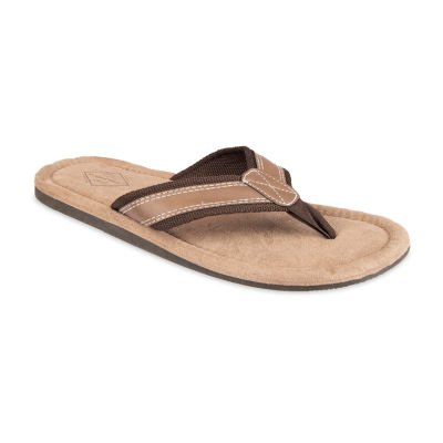 St. John's Bay™ Webbing Thong Flip Flops