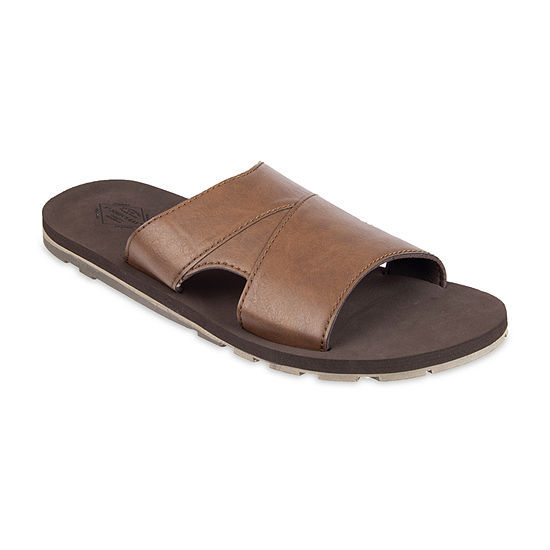 St. John's Bay™ Stretch Slide Sandals