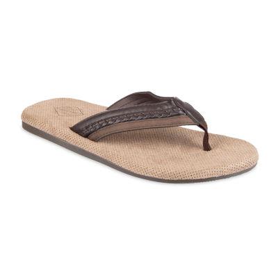 St. John's Bay™ Braided Strap Flip Flops