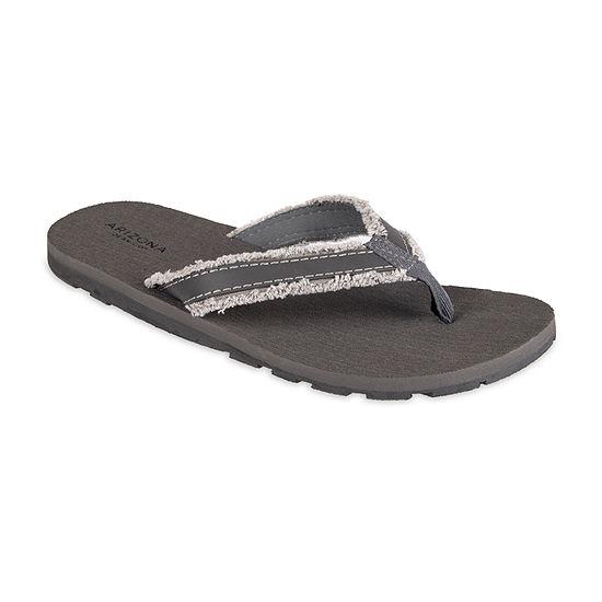 Arizona® Frayed Edge Thong Sandals