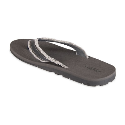 Arizona® Frayed Edge Thong Sandals