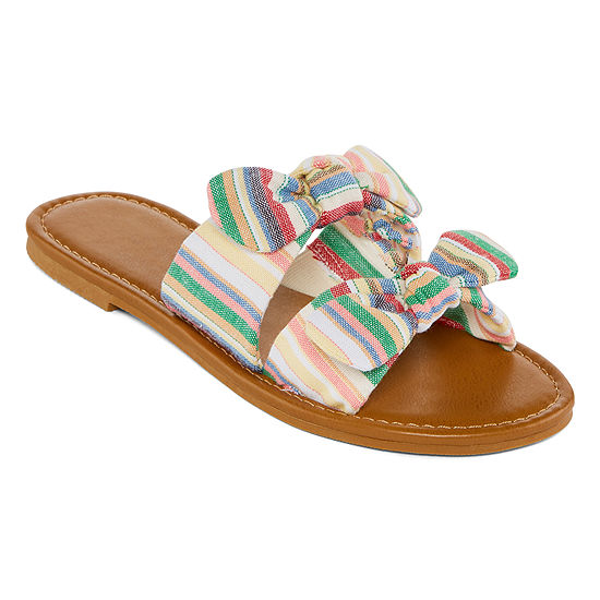 Arizona Womens Gill Slide Sandals
