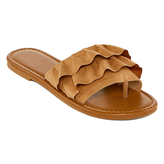 Arizona Womens Georgetown Slide Sandals