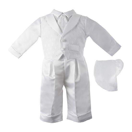 Keepsake Christening Pant Set 2-pc. Pant Set Baby Boys