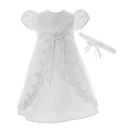 Keepsake Keepsake 2-pc. Girls Short Sleeve Cap Sleeve A-Line Dress - Baby